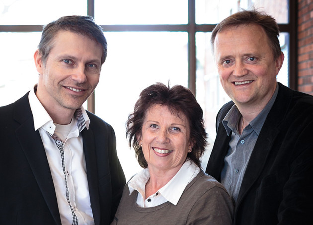 Founders of Offspring Biosciences
