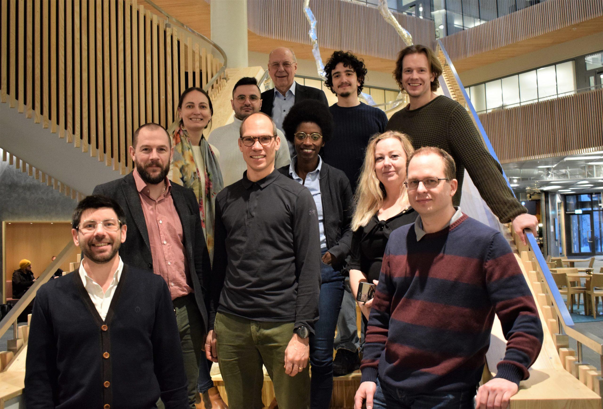 Deltagare i affärsutvecklingsprogrammen UIC business Build